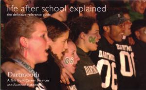 Dartmouth College cover (2005)